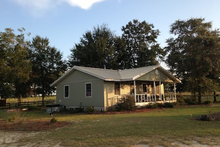 Honey Hill Horse Farm - Whole house rental - Aiken