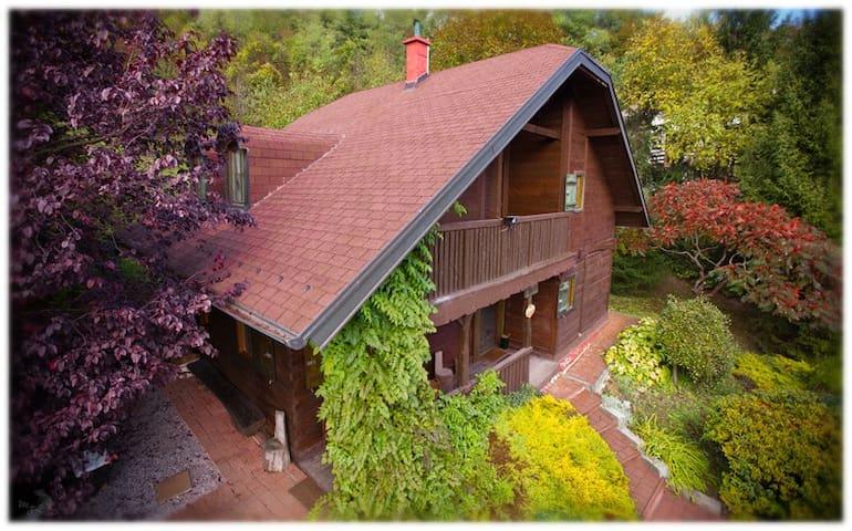 Eco house Horvat, Zagorje, Croatia - Donja Stubica - Hus