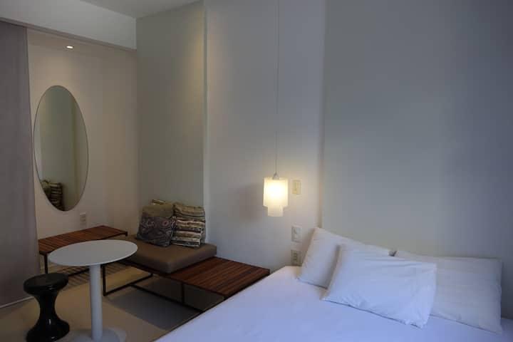 Apartamento estudio en alquiler en Ipanema.