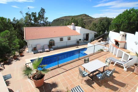 Traumoase Pool Meer Berge - Salares - Haus