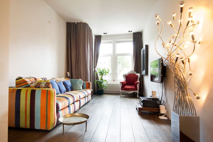 Luxury Canal Apartment - Amsterdam - Flat