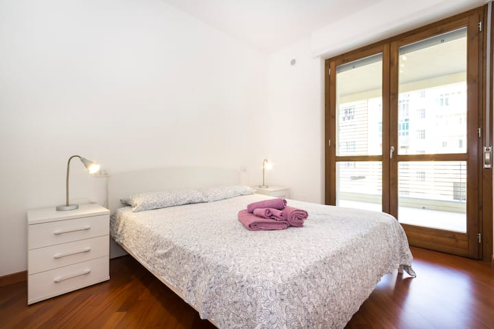 new apartment in Turin with box