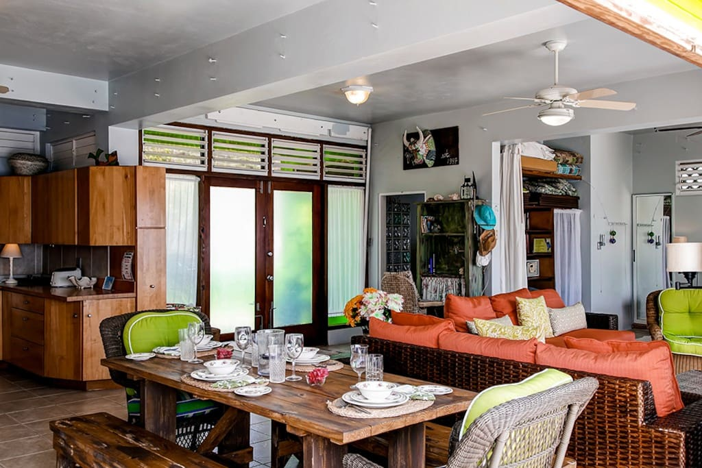 Private 3br tortola villa w open view pool villas for for Best private dining rooms west end