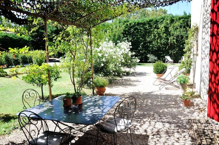 Chez Maté & Francis...Chambre d'Hôtes...SUITE 1 - Saint-Rémy-de-Provence
