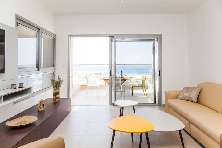 Sea View apart.- Ir Yamim, Netanya - Netanya - Apartment