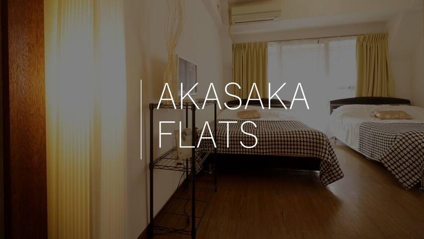 ComfyRoom#2/EasyAccess/Freewifi/Akasaka#3AA11