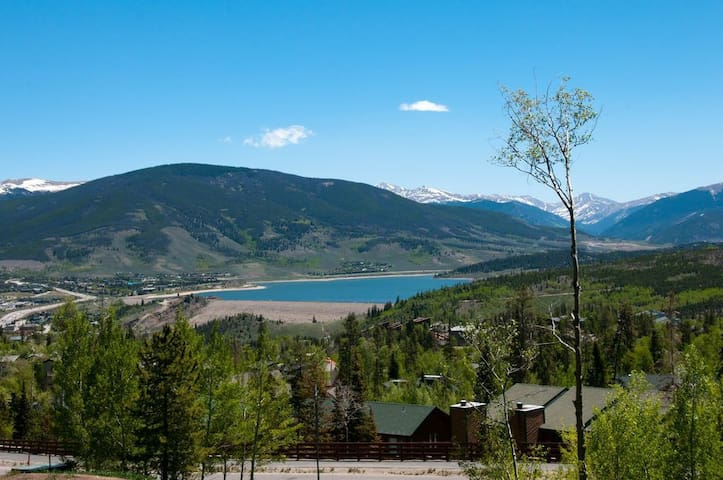 View of Lake Dillon