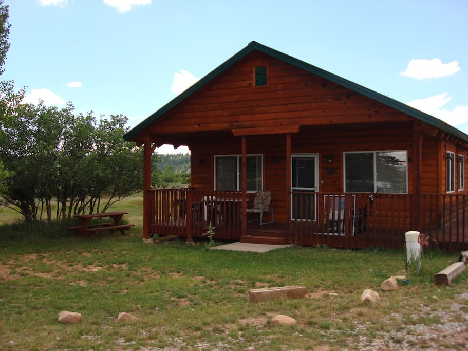 Front of Cabin #3