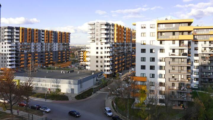 eMKa Apartment- Kracow-Prokocim