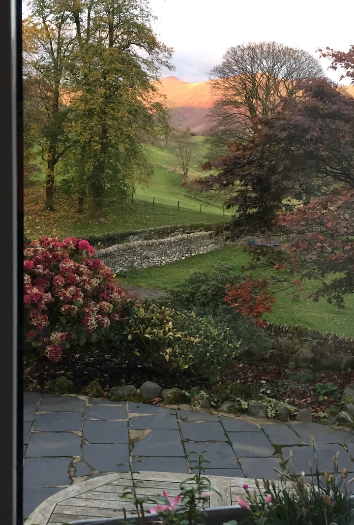 Guest House in stunning surroundings-Kirkstone