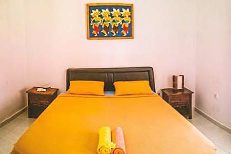 2 Angels Homestay Room - Double comfortable bed