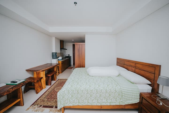 Tera Residence #208, homey studio  39 sqm.