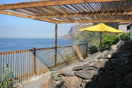 Holiday Villa Fajã dos Padres - Ribeira Brava - Casa de camp