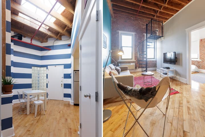 2BR Flex Loft: Cleaning CDC guidelines implemented