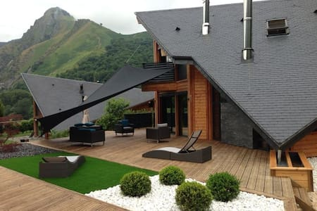 Great home on the mountain, Lourdes - House