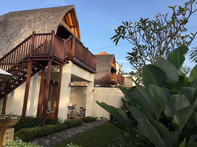 Balinese Tropical Villa Close to Keramas Beach