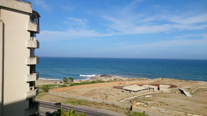 Apartamento Los Corales, hermosa y relajante vista