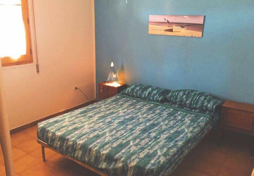 Parte prima camera da letto