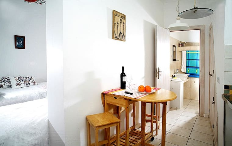 Ideally situated studio flat Faro 10 A