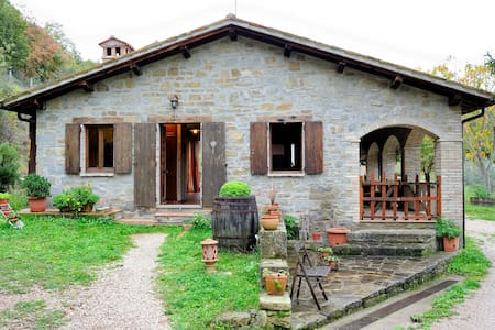 Regenereted in Umbrian Countryside3 - Gubbio - Hus