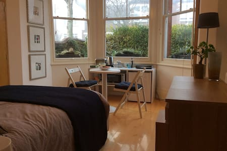 Light Spacious Double Room with Private Bathroom. - London