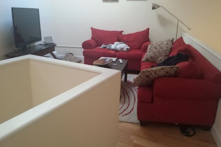 1 BR with loft next to Metro North - Mamaroneck - 公寓