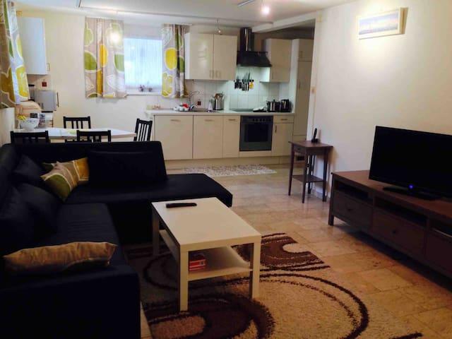 Charming, cozy 2BD & Parking - Horgen - Apartment