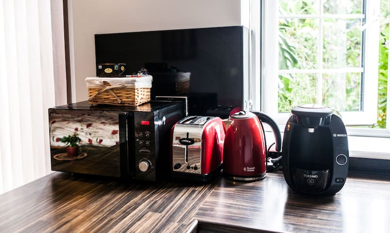 Appliances for your comfort