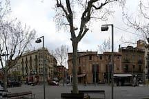 Plaça Sarrià