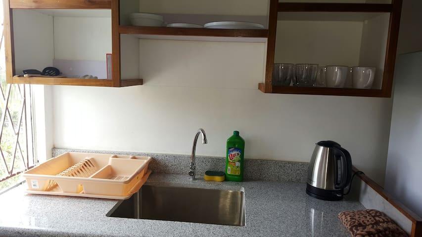 Cosy, Private 2 Bedroom Apartment in Cunupia - Port of Spain - Apartment