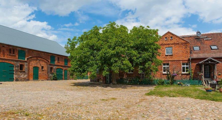 Schöne Unterkunft auf dem Land - Groß Pankow - House