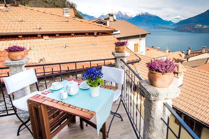 House IL Terrazzino Lake Como - Musso - Dům