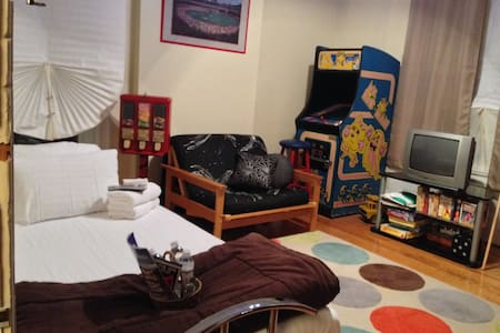 Unique and Private Game Room Near Delmar Loop! - Casa