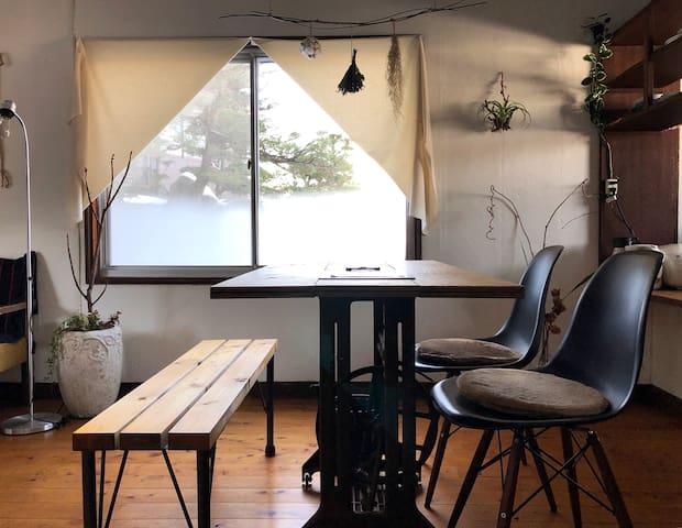 Tatami room/Free breakfast/8 mins from Fujisan sta