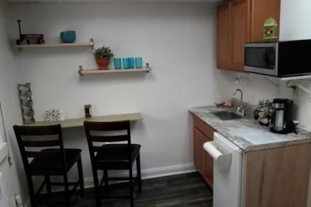 Suite 5-10 minutes to New York, Times Square - West New York - Lejlighed