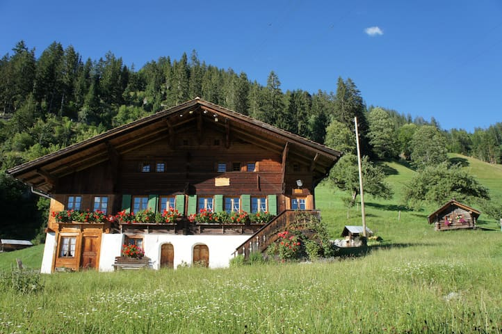 Alpcharme, apt 2(-4) pers renovated - Zweisimmen