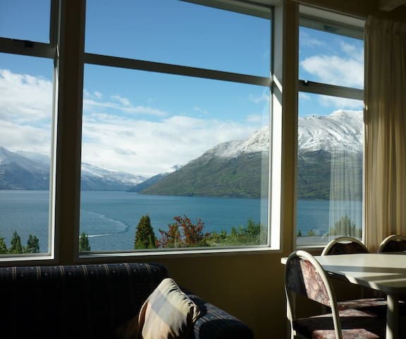 Million Dollar Views Queenstown - Queenstown - Daire