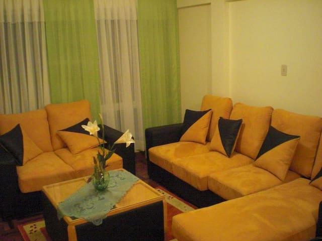 Departamento Collita,LosPinos,LaPaz - La Paz - Apartamento