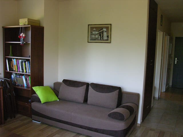Appartment - ca. 37 m2 - Wroclaw - Huoneisto