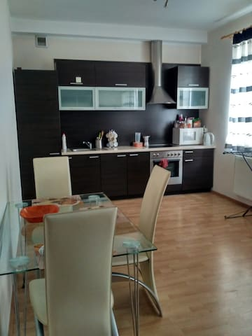 Apartment with a great location in the city center