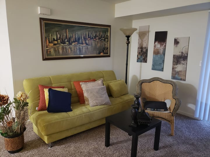 Private cozy room at millcreek