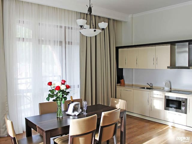 Two-bedroom apartments - Gorki Gorod +540