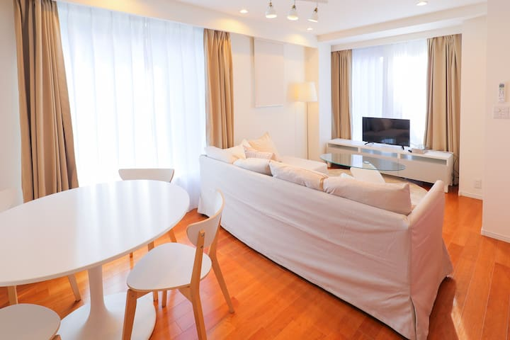 Midtown Roppongi 1BR for Rugby World Cup Stay /302