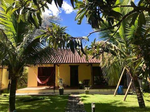 Casa paRABEns no Areal do Taquari, Paraty