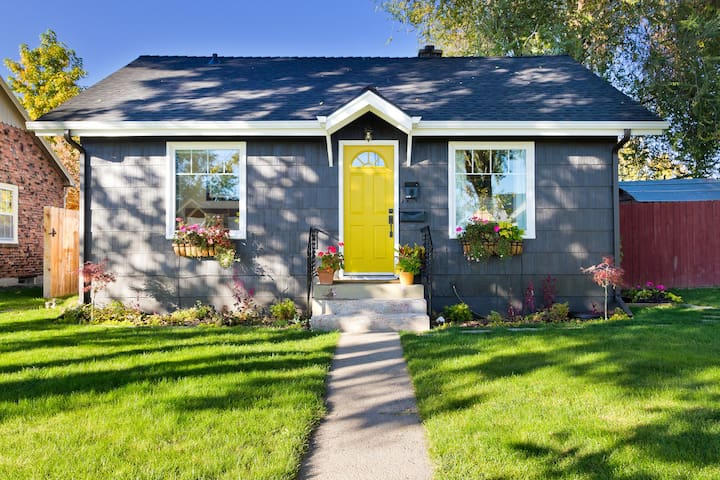 Cozy Cottage Close To Downtown - Boise - Casa