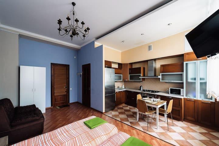 Апартаменты №6 в центре Смоленска