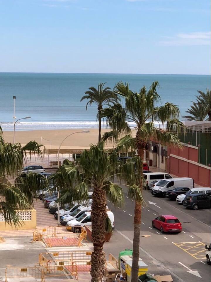 Studio avec parking Cullera, Valence, Espagne