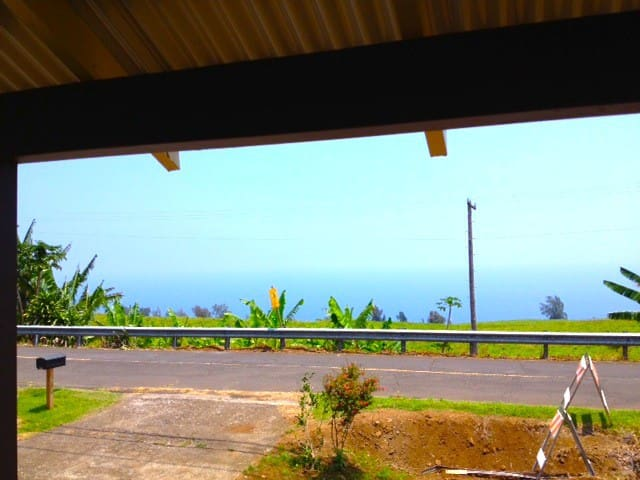 OCEAN VIEW!  EXPLORE THE WAIPIO VALLEY - Honokaa