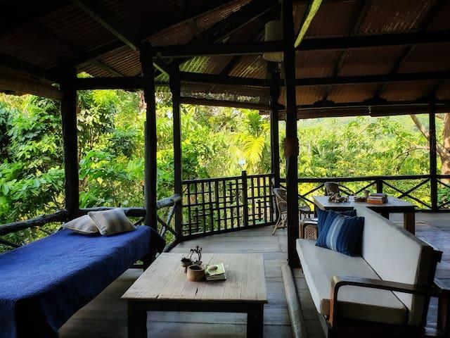 Sanctuary Resort-Andaman Islands- hilltop cottage