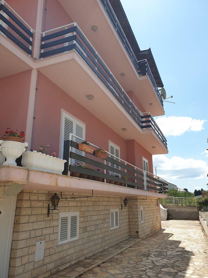 Villa Magda apartmani-sobe,Zadar,Kožinsko primorje